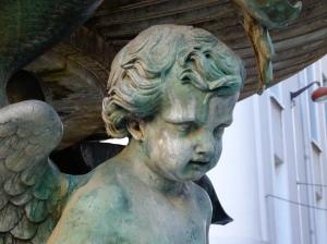 grumpy cherub